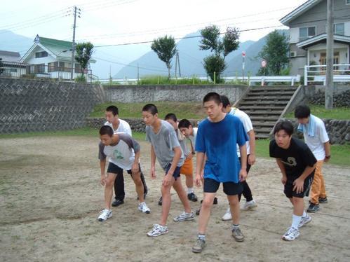 07、平成17年度夏季合同合宿 in新潟